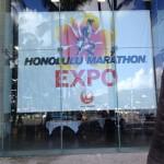 明日はホノルルマラソンです!