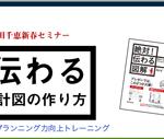 【募集開始】2013年新春セミナー 1/12「想いが伝わるプレゼン資料の作り方」