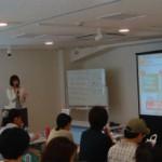 7月は大阪と福島にて講演です!