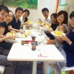【朝の会探訪】パンケーキ朝食会に参加しました!